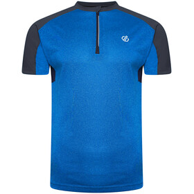 Dare 2b Aces II Jersey Men, athletic blue marl/ebony grey